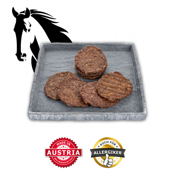 LIEBLINGSFUTTER Horse Patties