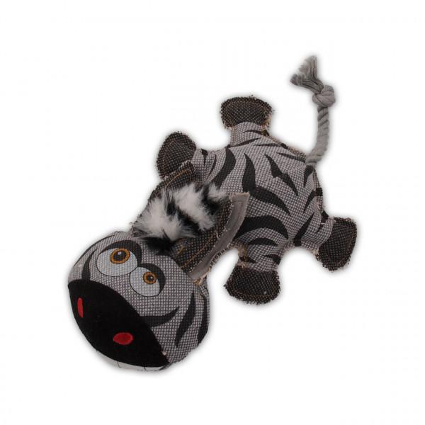 """LIEBLINGSSPIELZEUG Zebra """"CARL"""" mit Quietscher"""