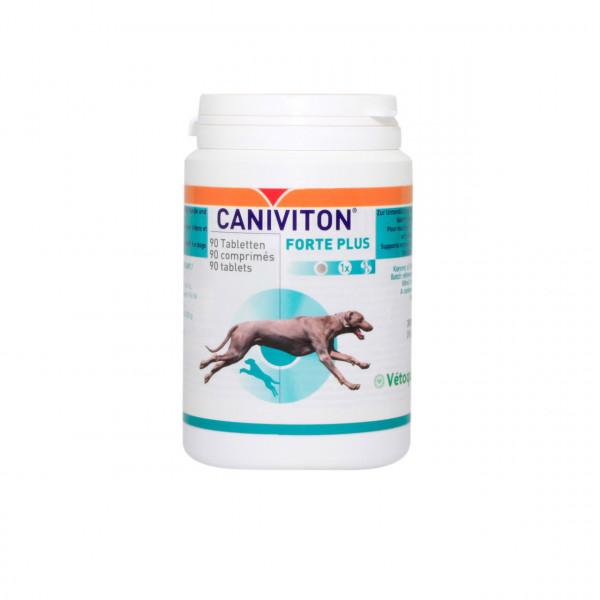 VETOQUINOL Caniviton Forte Plus