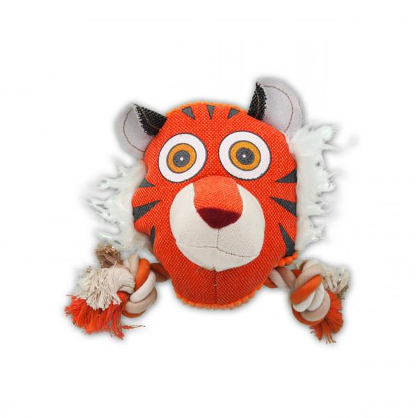 """LIEBLINGSSPIELZEUG Tiger """"OLE"""" mit Quietscher"""