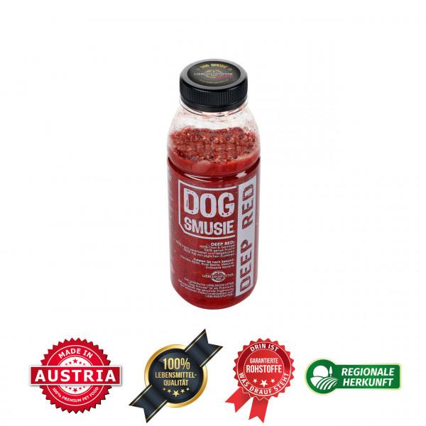 LIEBLINGSFUTTER Dog Smusie Deep Red