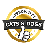 Approved by Cats and Dogs
